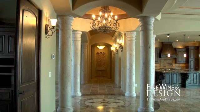 Tuscan Hall - After
