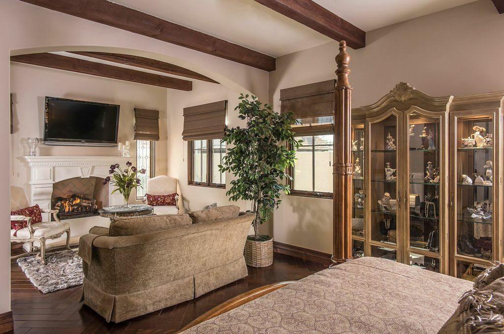 R D K Home Design Ltd Part - 25: Historical Central Phoenix U2013 Master Bedroom