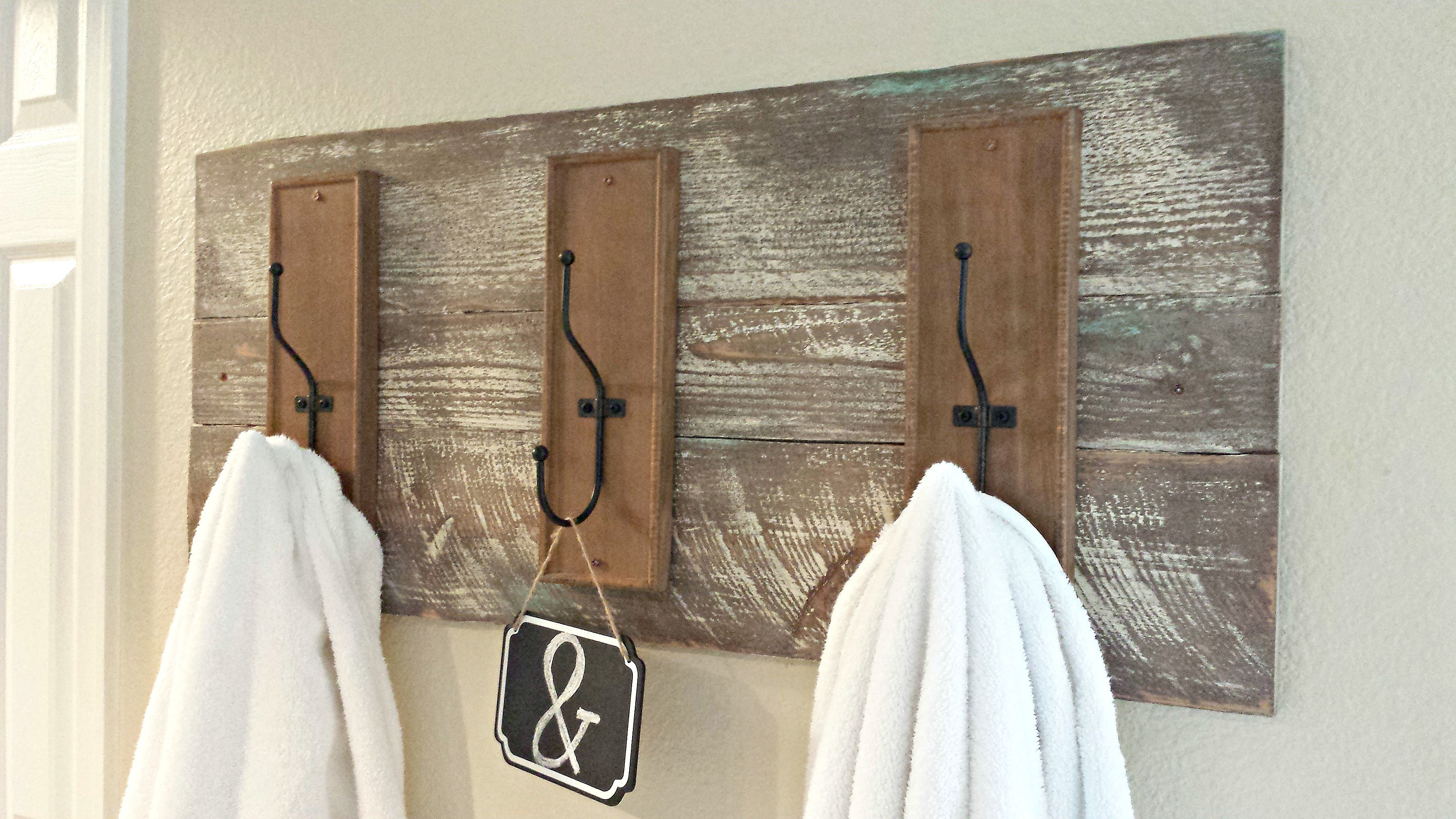 How Do You Like To Hang 6 Ways Your Bathroom Towels